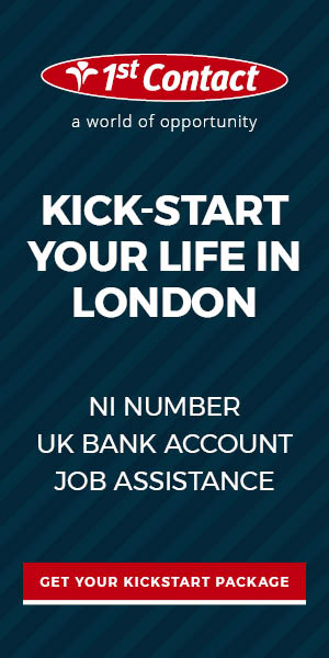 Go on a UK adventure with 1st Contact Kickstart