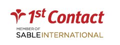 1st Contact logo