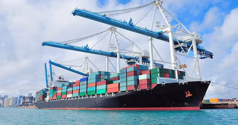 container-ship-at-sea