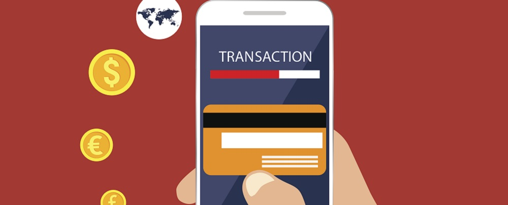 Online money transaction